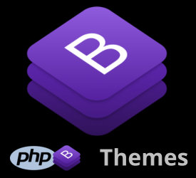 PHP Bootstrap Themes